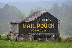 mail pouch tabacco barn in lanesville, in | Recent Photos The Commons Getty Collection Galleries World Map App ...