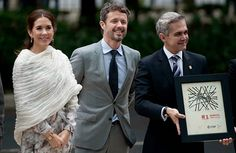 MYROYALS & HOLLYWOOD FASHİON - Crown Prince Frederik and Crown Princess Mary on the second day of their visit to Mexico