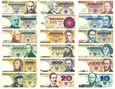 Bank Account Balance, Money Worksheets, Puerto Rico History, Poland, Old School, Coins, Retro, Money, Historia