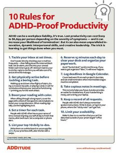 Free Handout: How to Manage Your Time at Work Sure, ADHD makes it harder to get organized or stay focused. But it can also mean dynamic interpersonal skills, and creative leadership. Use these tips to tap into the right zone at work. Adhd Facts, Adhd Help, Adhd Diet, Adhd Brain, Adhd Strategies, Adhd And Autism, What's Adhd, Leadership, Adult Adhd