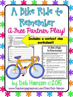 FREE Partner Play script for upper elementary! by Crafting Connections!