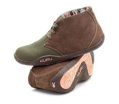 Aalto Chukka Boot - Women's Casual Boot Jet Black Leather Pair