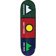 Element Skateboards Julian Davidson Mt High Featherlight Skateboard Deck – 8.25″ x 31.25″: 7-Ply Professional Canadian Maple Skateboard…