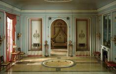 Thorne room--French bath