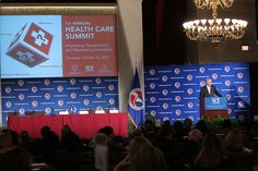 """Washington, DC, USA - October 25, 2012: First Annual Health Care Summit: """"Improving Transparency and Rewarding Innovation"""". #USChamber"""