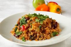 Mexican Fried Rice   Recipe   Joy of Kosher with Jamie Geller