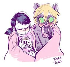 Adrien, miraculous, and Chat Noir image