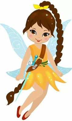 Fawn The Pirate Fairy