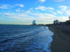 Barceloneta Beach - Barcelona by onuba.deviantart.com on @deviantART