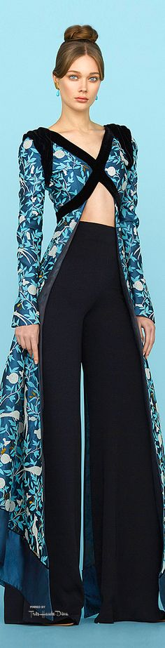 Farb-und Stilberatung mit www.farben-reich.com - Ulyana Sergeenko Spring 2015 Couture ♔THD♔