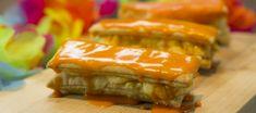 Oranje Tompoezen - De Makkelijkste! recept   Smulweb.nl