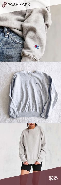 c222d825aec3 Vintage Champion Crewneck Sweatshirt Super popular vintage Champion  sweatshirt! Small unnoticeable stains (pictured)