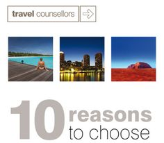 10 reasons to choose Travel Counsellors