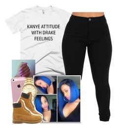 """✨"" by newtrillvibes ❤ liked on Polyvore featuring Topshop and Timberland"
