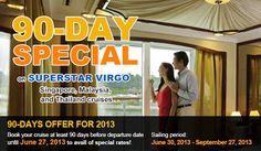 90-Day Special on Superstar Virgo