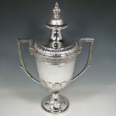 ... Antique Sterling Silver Bryan Douglas Antique Sterling Silver Trophies