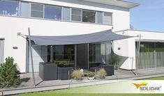 Sonnensegel - eolas Gartengestaltung