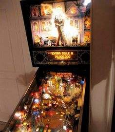 "The best-selling pinball machine of all time is still ""The Addams Family,"" which came out in 1991."