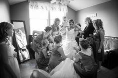 #bonniehillphotography #wedding #bride #beautiful