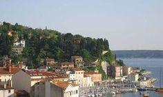 A view over Piran