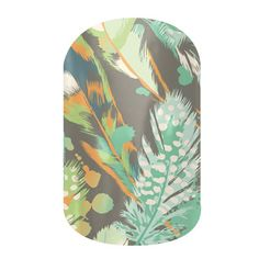 Birds of a Feather Stay up-to-date with all of the season's best styles with our Season Premier collection. These wraps capture all of the season's latest patterns, colors and trends on a nail. Lasts up to 2 weeks on fingernails and 4 weeks on toenails.