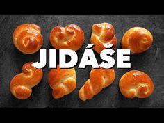 Jidáše ♥ Pečem pecen Doughnut, Youtube, Desserts, Recipes, Food, Tailgate Desserts, Deserts, Meal, Eten