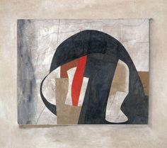 Ben Nicholson  1979 (Elephantine), 1979Oil and felt-tip pen on board60.3 x 68.8 cm