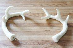 how to make fondant deer horns - Recherche Google