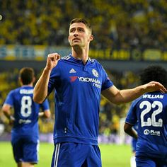 'We need to build momentum, and we need to get a run of wins together.' @garyjcahill after last night's #ChampionsLeague victory. #CFC #Chelsea