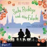 Lesendes Katzenpersonal: [Hörbuch-Rezension] Birgit Hasselbusch - Sechs Ric...