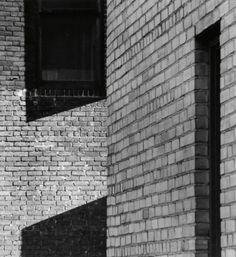 André Kertész. Architectural study