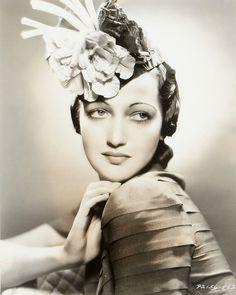 Dorothy Lamour, 1938 #hat