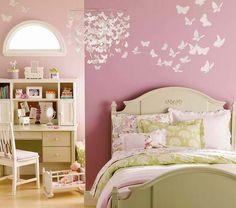 girls room  #KBHomes