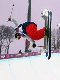American David Wise won the gold medal in the debut of men's halfpipe skiing at the Olympics.  Wise scored 92.00 on his first run Tuesday to take the lead. Mike Riddle of Canada won silver and Kevin Rolland of France took bronze.