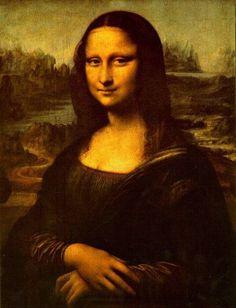 cuadros de pintores famosos para colorear