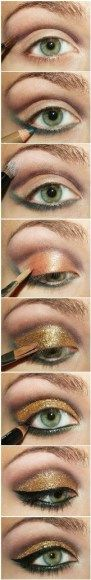 One Picture Says It All: Five Essential Pinterest Makeup Tutorials | lovelyish