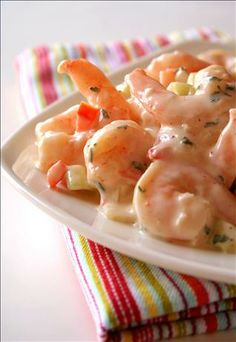 Low Carb Shrimp Salad With Aioli Mayonnaise Recipe - Food.com - 68299