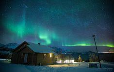 Aurora Borealis, over Lyngen, Norway by Tor Even Mathisen,