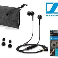 Sennheiser CX299 High Definition /Bass-Driven/Noise Isolation In ear Canal…