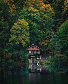 alem This aesthetic lakeside cabin in Germany : CabinPorn Summer season Marriage ceremony Clothes In Forest Cottage, Forest Cabin, Camping 3, Camping Hacks, Lakeside Cottage, Camping Aesthetic, Cabin In The Woods, Cozy Cabin, The Great Outdoors