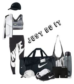 """""""Untitled #5"""" by ariana-halley on Polyvore featuring NIKE"""