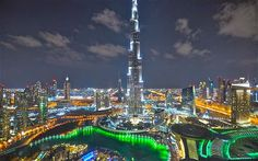 Travel and Leisure: Dubai: Known for Its Iconic Architecture..