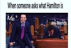 Honestly this is me and my friends whenever someone mentions fandoms is general 😂😂 As an impoverished orphan, Alexander Hamilton didn't have many option… Fanfiction Alexander Hamilton, Twerk Twerk, Hamilton Broadway, Hamilton Musical, Fandoms, Yolo, Comedia Musical, Hamilton Lin Manuel Miranda, Hamilton Fanart