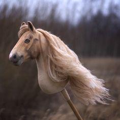 Hobbyhorse by Eponi Stick Horses, Hobby Horse, Beautiful Horses, Cute Baby Animals, Cute Babies, Artisan, Rocking Horses, Instagram, Videos