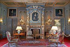 chateau de cheverny interior images   France, Centre-Val de Loire, Loir et Cher, Cheverny castle, interior