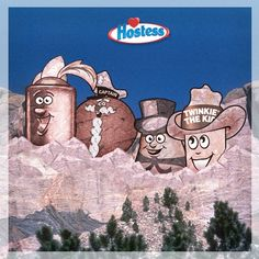 The founding fathers of snack cakes wish you a happy Fourth of July.