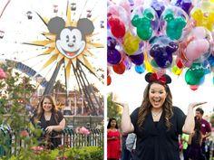 Disneyland Senior Pictures, Disney Photos, Alyssa McKillip Photography