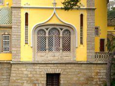 Condes de Castro Guimarães Palace  Cascais Portugal, Top Destinations, Tour Guide, Palace, Trail, Tours, Mansions, House Styles, Paths