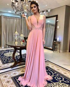 10 VESTIDOS ROSA PARA MADRINHAS Best Prom Dresses, Pink Prom Dresses, Pink Dress, Dress Prom, Maid Of Honour Dresses, Plus Size Cocktail Dresses, Sweet Dress, Retro Dress, Wedding Dress Styles