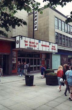 Old Photos of Bradford, West Yorkshire Abc Cinema, Cinema Theatre, Yorkshire England, West Yorkshire, Bradford City, Kenya Nairobi, Leeds City, Old Pub, Local History